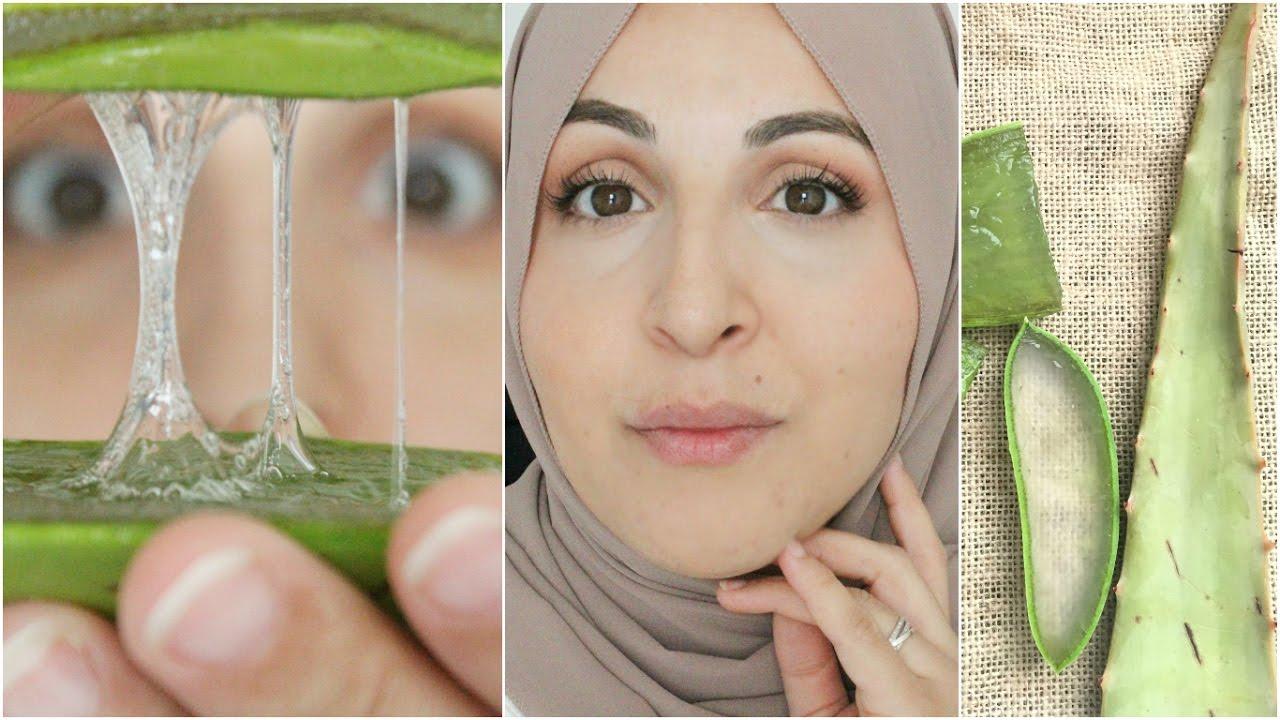 masque pour blanchir le visage en arabe