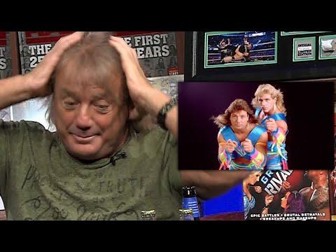 Marty Jannetty on Shawn Michaels :: Wrestling Insiders