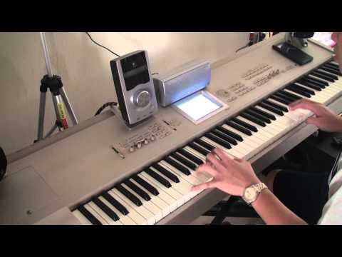 Afrojack ft. Wrabel - Ten Feet Tall Piano by Ray Mak