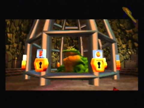 how to make donkey kong 64 rom work