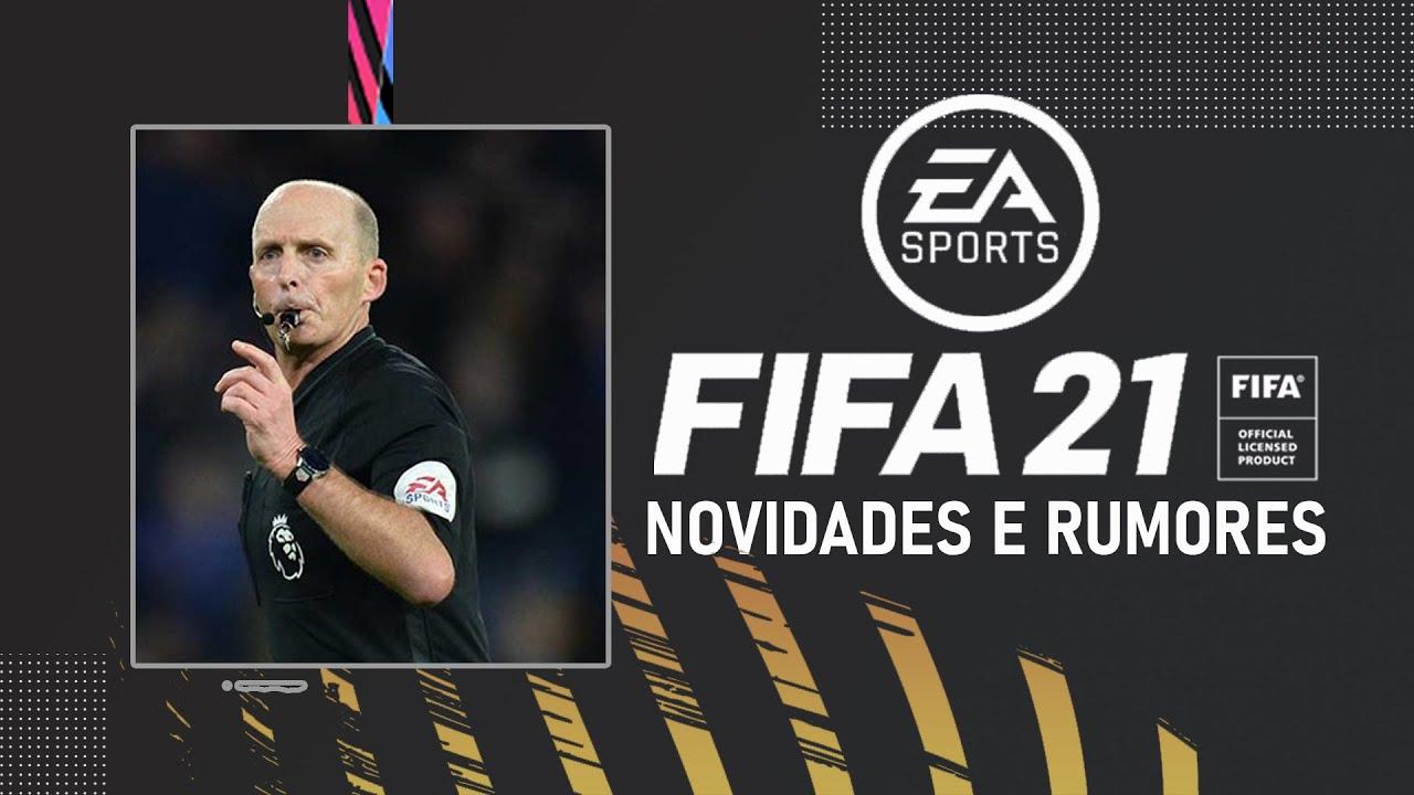 FIFA 21 | ÁRBITROS REAIS, VAR E MUITO MAIS!
