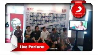 Launching Album TheOvertunes - Selamanya. LIVE @KFC Kemang (S2)