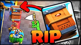 ¡¿ SE HAN CARGADO AL PAQUETE REAL ?! - Clash Royale - WithZack