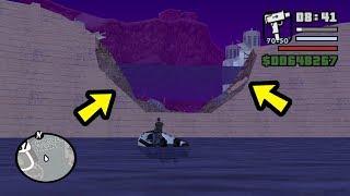 Кто взорвал дамбу в GTA San Andreas???😱