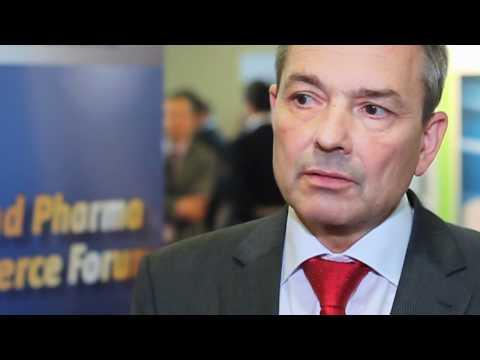 Krzysztof Skup - Dyrektor Generalny Egis podczas III Poland Pharma Commerce Forum