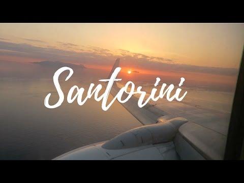 ATHENS to SANTORINI | Ryan Air