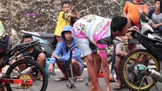 vlog, JJS Balapan Liar Setting Motor Drag 201m (ABG TUA)