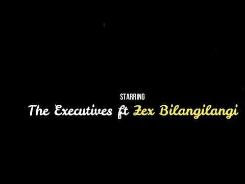 Ngamba-The Executives Ft Zex Bilangilangi (Official Lyrics video)