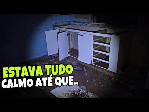 A CASA PERTURBADA TUDO CALMO ATÉ QUE..💀