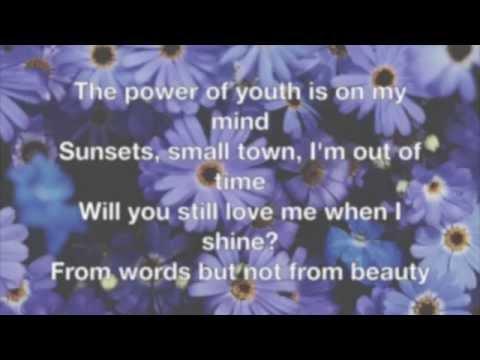 Old Money - Lana Del Rey (Lyrics)