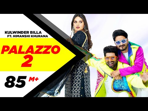 PALAZZO 2 | Kulwinder Billa | Shivjot | Himanshi Khurana | Aman Hayer | Latest Punjabi Song 2021 - Speed Records