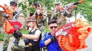 Baixar LTT Nerf War : SEAL X Warriors Nerf Guns Fight Attack Criminal Group Squad Suicide