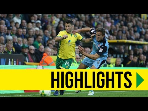 HIGHLIGHTS: Norwich City 3-1 Rotherham United