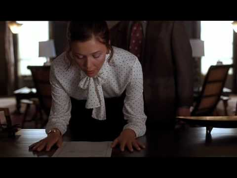 Secretary- Maggie Gyllenhaal