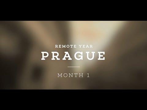 Remote Year Month 1 (Prague, Czech Republic - June 2015)
