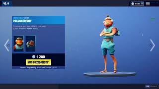 Fortnite shop-Fish in the store!