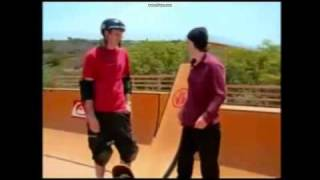 How To Drop In On Vert Ramp