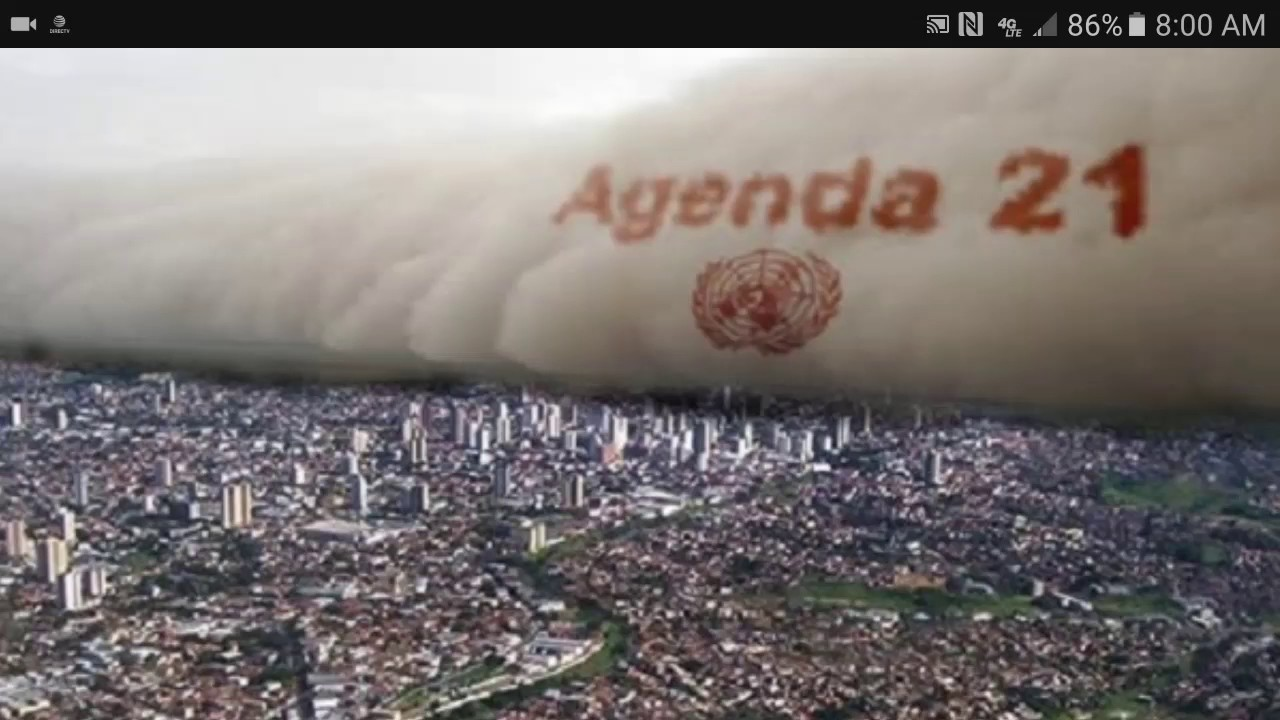 Agenda 21 Depopulation of 95% of the World By 2030 - Land of the Few, Home of the Sick
