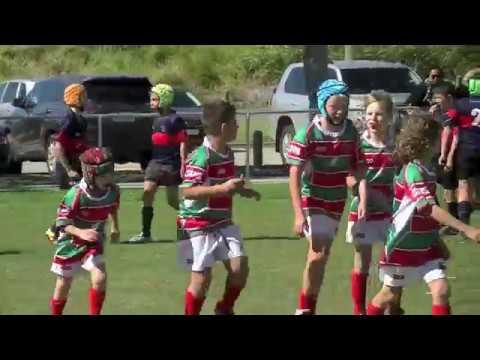 12--05-2018 Redlands Rugby Union Club U9 Green vs Riverside Barracudas