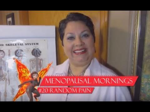 Menopausal Mornings - Random Pain