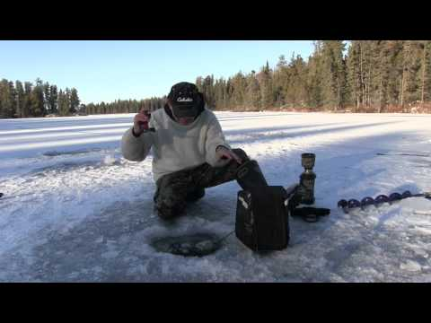How To Catch Speckle Trout At First Ice In Ontario