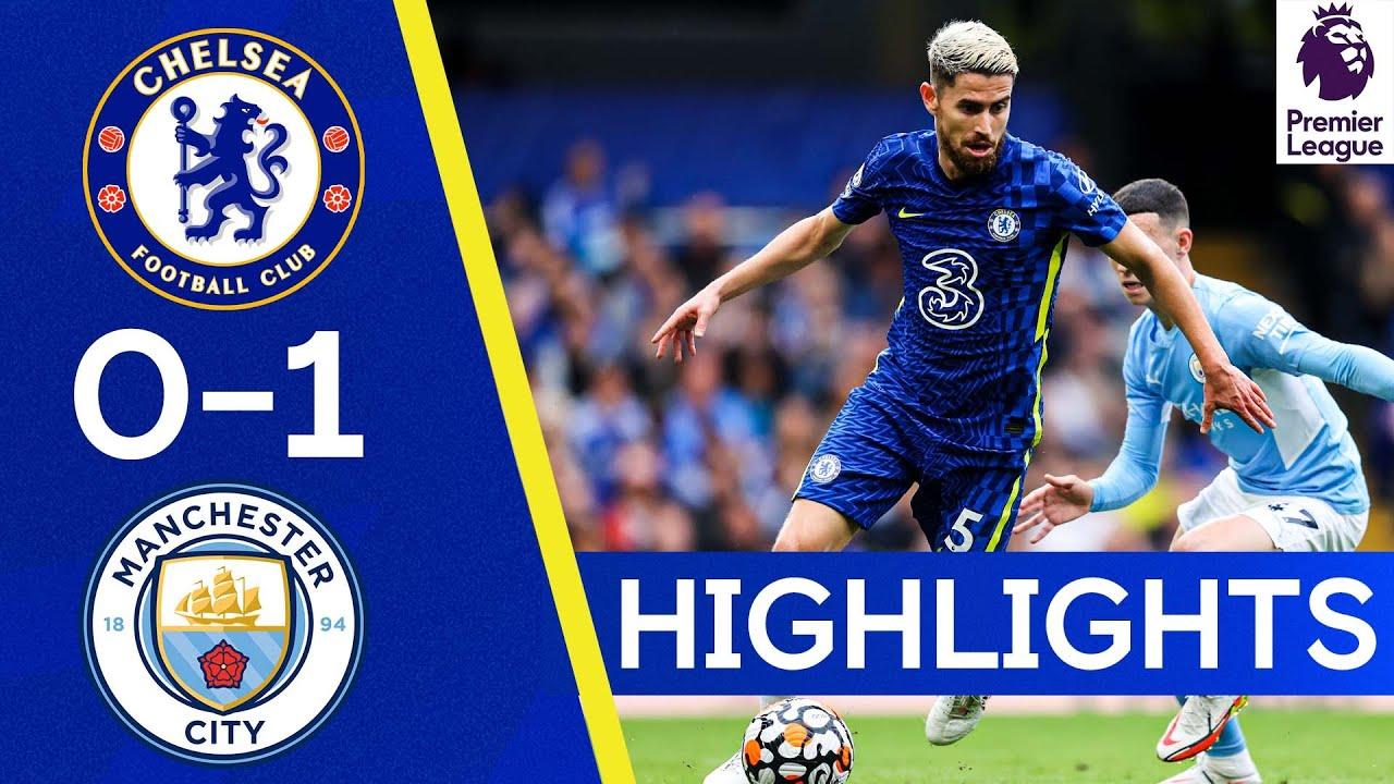 Download Chelsea 0-1 Manchester City | Premier League Highlights