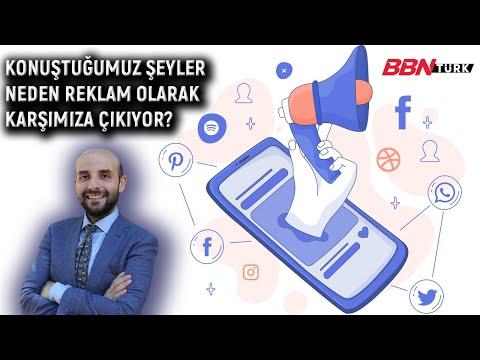 BBN Türk | Doç. Dr. Ali Murat Kırık | Konuştuğumuz şeyler neden reklam olarak karşımıza çıkıyor?