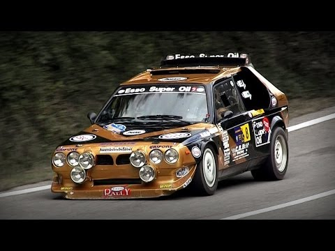 11° Rally Legend 2013 - Modern & Historic Rally Cars (Gr. B, WRC, Gr. A & More) Insane Sounds