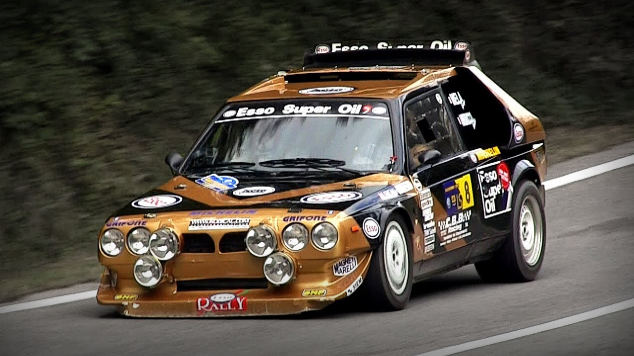 11° Rally Legend 2013 - Modern & Historic Rally Cars (Gr. B, WRC, Gr ...