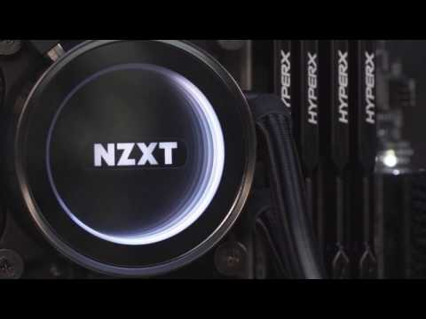 How to Install the All-New NZXT Kraken Liquid Cooler