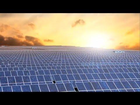 Rewa Ultra Mega Solar Park Project, Madhya Pradesh, India