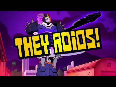 Lil Yachty 'GO!' REMIX   Teen Titans Go! To The Movies!   DC Kids