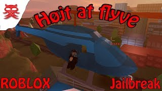 High to fly-Jailbreak gang-Danish Roblox