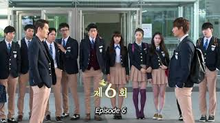 The Heirs eps 6 sub indo part1