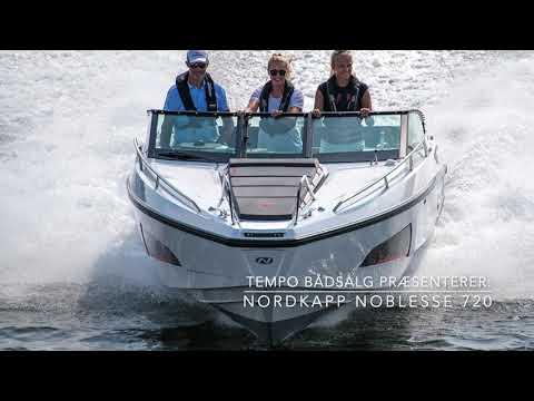 Nordkapp Noblesse 720 // Copenhagen Boat Show 2019