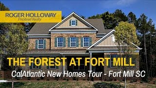 Fort Mill SC Homes for Sale in The Forest at Fort Mill