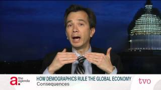 Greg Ip: How Demographics Rule the Global Economy