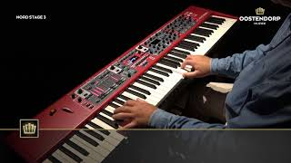 Nord Stage 3 | Sounddemo