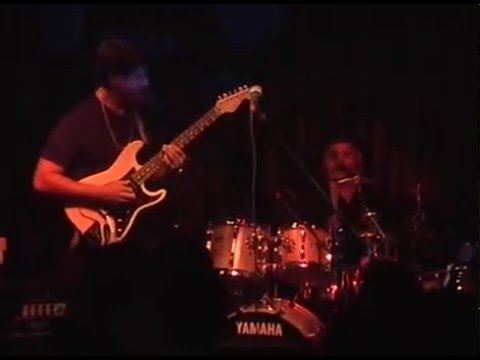 Patrick Yandall live at Humphreys Tom Browne cover