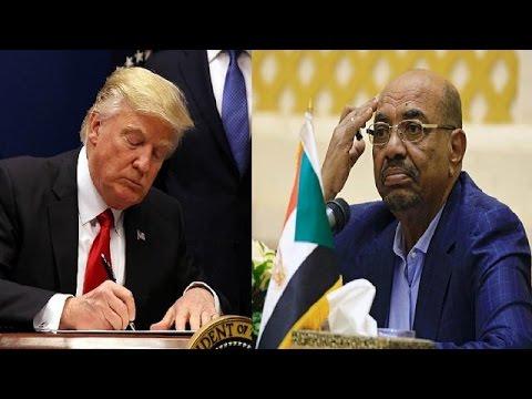 Sudan expresses 'displeasure' at Trump's latest travel ban