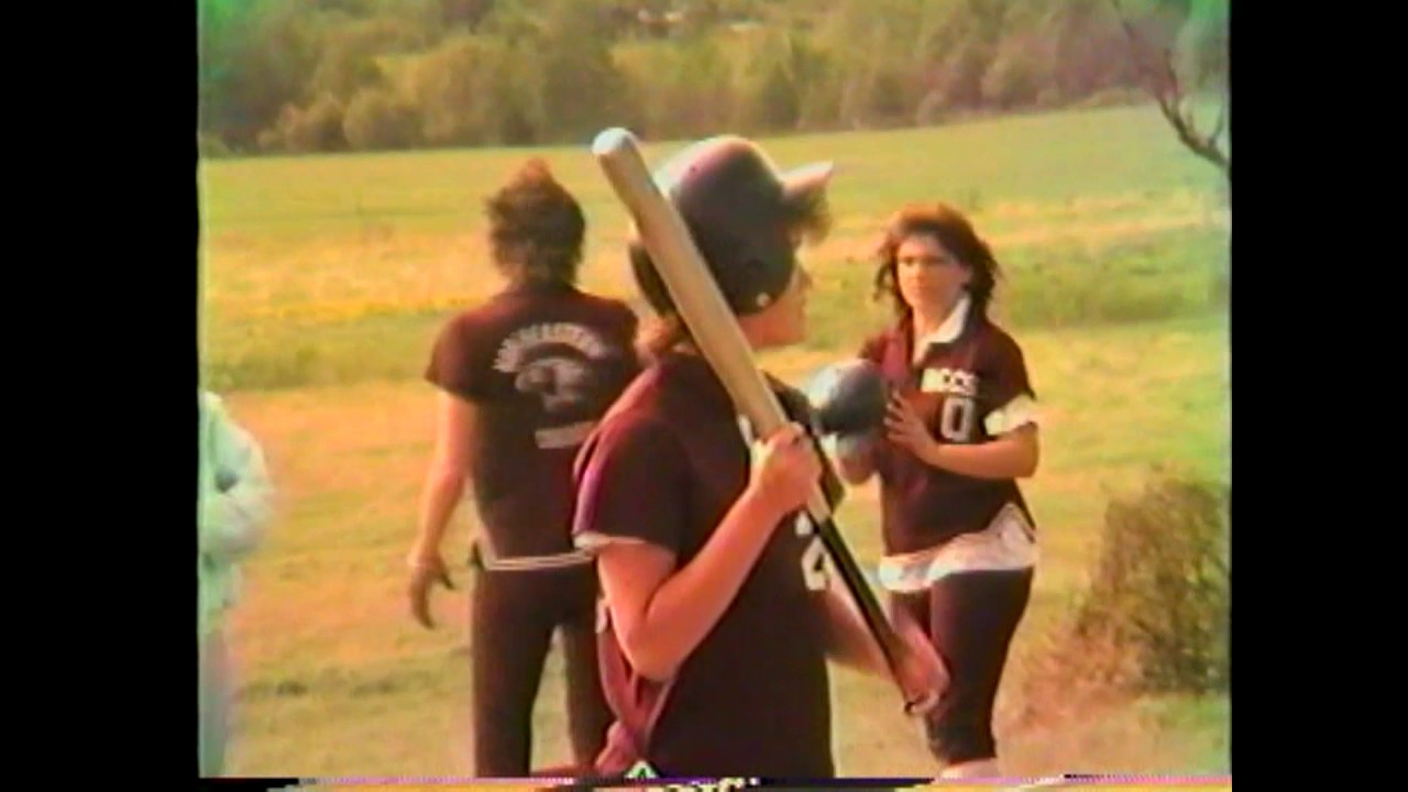 NCCS - Saranac JV Softball  5-20-87