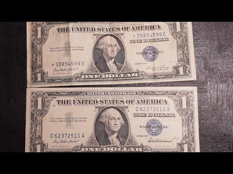 United States 1935 Star note