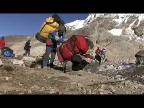 Sherpas, les vrais héros de l'Everest Au sommet 3/3