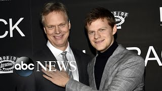 Lucas Hedges opens up about working with his 'hero' dad in 'Ben is Back'
