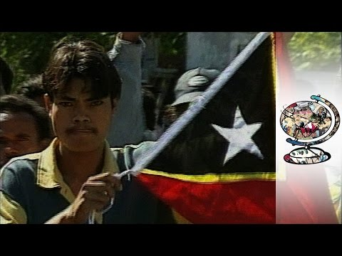 The Violence Surrounding East Timor's Independence (1999)