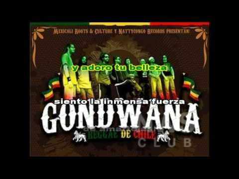 Karaoke Dulce amor (Gondwana)