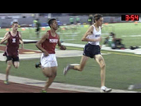 2015 Track - Pasadena Games - Men's Invitational 1600 Meters