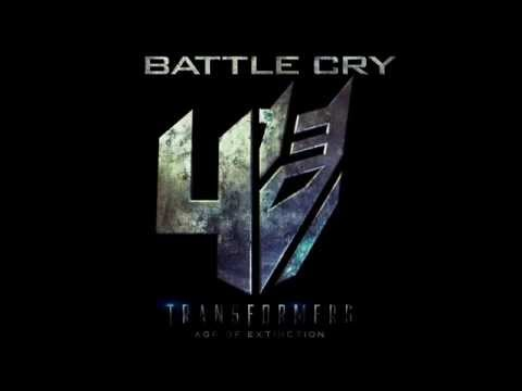 Imagine Dragons - Battle Cry Transformers Age of Extinction