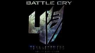 Repeat youtube video Imagine Dragons - Battle Cry Transformers Age of Extinction
