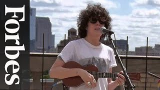 """Into The Wild"" by LP, Live From The Forbes Rooftop"
